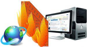 Use a firewall